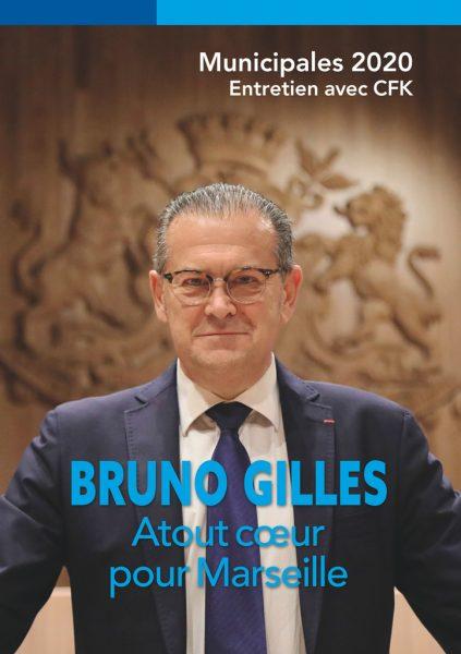 Bruno Gilles, atout coeur, Marseille